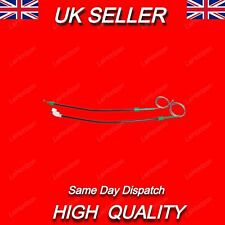 FORD TRANSIT CONNECT WINDOW REGULATOR REPAIR KIT CABLE SET FRONT LEFT -N / L2102