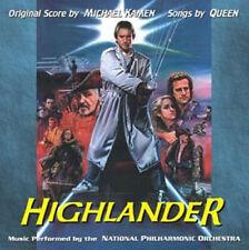 SC - HIGHLANDER (Complete Score) / Michael Kamen / Queen