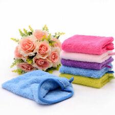 10 Stück Waschhandschuhe Waschlappen Seiflappen Herz 14x20cm Baumwolle YSN36