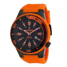 POSEIDON Armbanduhr XL, Analog, Quarz, Silikon, 15Bar, Saphirglas UP00604