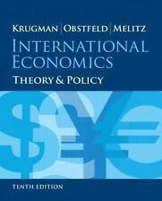 International Economics: Theory & Policy; 10th; Krugman, Obstfeld, Melitz 171015