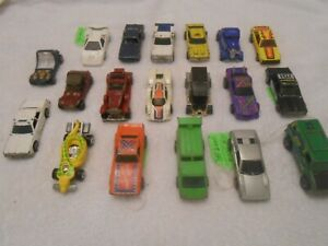 Nicer Lot of Vintage 1970's and 80' Hot Wheels