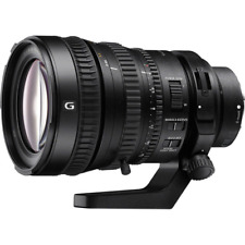Sony FE 28-135mm F4 G PZ Power Zoom OSS Lens: Refurbished