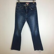 H&M Jeans - Loyal Fit Bootcut Distressed - Tag Size: 28x30 (29x30.5) - #1861