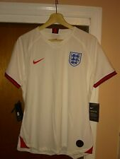 England Womens Soccer Lionesses World Cup Nike Stadium Jersey XL Exclusive