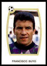 Panini Futbol 92-93 (España) Francisco Buyo no. 44