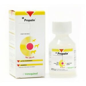 Urinary Incontinence Syrup for dogs (100mL) EXP: 01/2022
