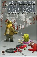 The Walking Dead Pooh Homage Rose City Con Exclusive Ltd. Ed. Comic