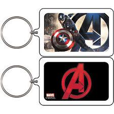 Key Chain - Marvel - Avengers Age of Ultron Capt. America Lucite k-mvl-0022