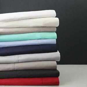 Logan and Mason Platinum 400TC Egyptian Cotton Fitted Sheet