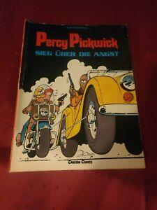 """Percy Pickwick Album 7, """"Sieg über die Angst"""""""