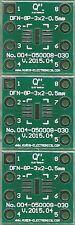 """3 PCS. - DFN8-3x2 0.50mm(0.02"""") naar DIP8 0.3"""" socket. [NL]"""
