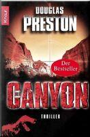 Preston - CANYON Mystery Abenteuer Thriller TB
