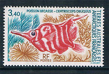 French Antarctic/TAAF 1993 Red-banded Snipefish  SG 314 MNH