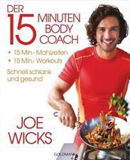 Der 15 Minuten Body Coach - Joe Wicks - UNGELESEN