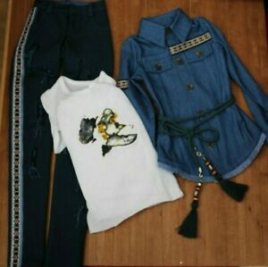 Souldoll Zenith boy Colin outfit SD BJD 1/3 ball joint doll jeans tshirt shirt
