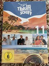 Das Traumschiff Dvd box, neu/ovp, Folgen 62-67