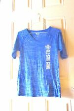 2012 MLB All Star Game Womens Tee Shirt Large Blue