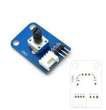 10K Ohm Rotary Potentiometer Module for Arduino UNO PIC AVR MCU DSP