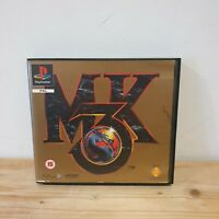 Mortal Kombat 3 Sony PlayStation 1 ps1 rental