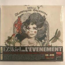Ez3kiel naphtaline orchestra cd+dvd neuf sous blister