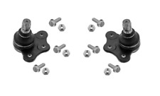 FIAT GRANDE PUNTO ALL MODELS 2006-2011 FRONT SUSPENSION 2 LOWER BALL JOINTS