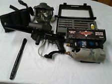 Tippmann A5 Paintball Gun 17 piece package.