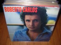 ROBERTO CARLOS self titled ( world music ) brazil - columbia 37450 -