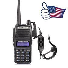 BaoFeng UV-82 136-174/400-520 MHz FM Ham Two-way Radio Transceiver