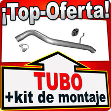 Tubo Trasero FORD TOURNEO TRANSIT CONNECT 1.8 TDCi 2002-2013 Escape ALN