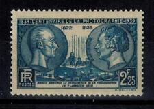 (a9) timbre France n° 427 neuf** année 1939