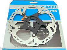 Shimano XT ICE TECH MTB sm-rt86 BICICLETA ROTOR FRENO DE DISCO 180mm 6-bolt