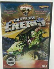 DVD: Hot Wheels - Monster Jam 2005 World Circuit Monster Trucks - Extreme Energy