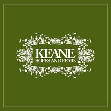 KEANE - HOPES AND FEARS 2017 VINYL LIMITED EDITION