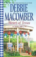 Heart of Texas Vol 2 by Debbie Macomber Caroline's Child + Dr. Texas (2013, PB)