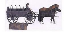 Artitec 80047 Military Horses and Cart Resin Kit 1:87 Scale (PL)