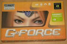 Tarjeta gráfica Palit GeForce 6600gt 128mb/128bit VGA/TV/DVI agp-8x nuevo B-Ware
