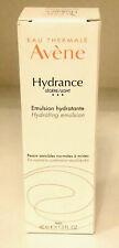 EAU THERMALE AVENE HYDRANCE LIGHT hydrating emulsion 40ml Exp 09/21