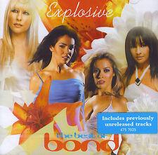 Bond : Explosive - The best of Bond (CD)