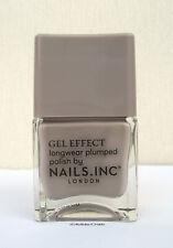 Nails Inc Gel Effect Portchester Square Longwear Polish 14ml New