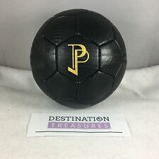 ADIDAS Limited Edition PAUL POGBA SOCCER BALL Football Black New Size 5