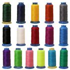480m 0.5mm 500D Leather Sewing Waxed Thread Polyster For Craft Repair Shoes
