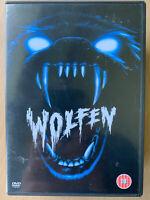 Wolfen DVD 1981 Cult New York Lupo Mannaro Horror Classico con Albert Finney