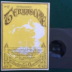 "PTOLEMAIC TERRASCOPE # 17 + 7"" EP w/Bevis Frond, Skooshny +2 1994 Psych magazine"