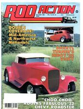 Street ROD ACTION October 1986--featuring 1932,1939 Ford and 1932,1937 Chevrolet