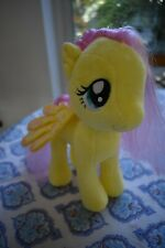 """Fluttershy"" Large yellow my little pony PLUSH"