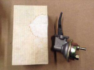 NEW Pierce 41209 Mechanical Fuel Pump | Fits 77-84 Chevrolet Buick GMC Pontiac