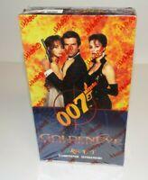 James Bond 007 Goldeneye Graffiti Trading Cards Factory Sealed Box 1995