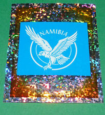 N°150 BADGE NAMIBIE NAMIBIA MERLIN IRB RUGBY WORLD CUP 1999 PANINI COUPE MONDE