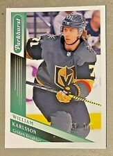 2019-20 Parkhurst - FAN FAVS 1/1 Gold Foil Stamped - William Karlsson - #14